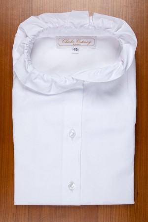 RUFFLE COLLAR, WITHOUT SLEEVES