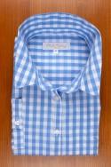 DRESS BLUE SQUARES