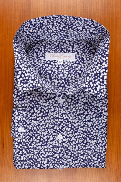 DRESS BLUE GINGHAM