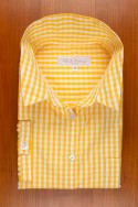 DRESS YELLOW GINGHAM