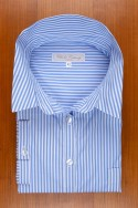 DRESS BLUE MIDDLE STRIPES