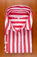 DRESS RED STRIPES