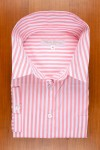 DRESS PINK THIN STRIPES