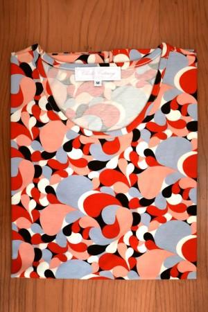 """TEE SHIRT COTTON JERSEY, """"ABSTRACT ART DESIGN"""""""