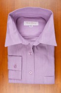WINTER COTTON FLANELL, PLAIN LILAC