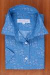 LIBERTY CAPEL INDIGO BLUE