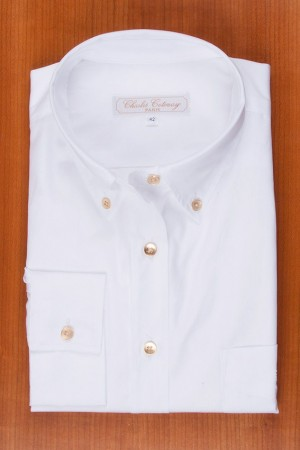 WHITE GOLD BUTTONS