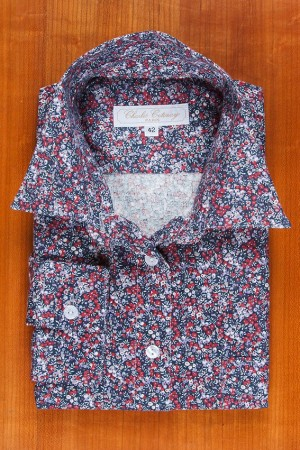 LIBERTY FLANNEL, BERRIES