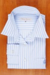 CLASSIC STRIPES 2: BLUE AND WHITE