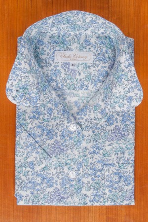 LIBERTY TOM BLUE, ROUND COLLAR