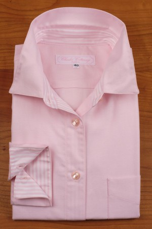 Pink Oxford