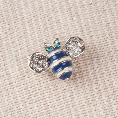 BLUE BEE PIN'S