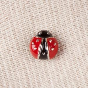 RED LADYBUG PIN's