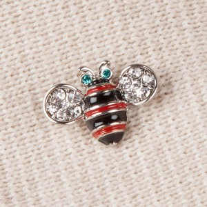 RED BEE PIN'S