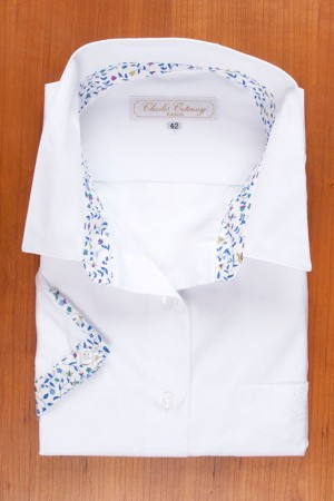 WHITE, LIBERTY COLLAR