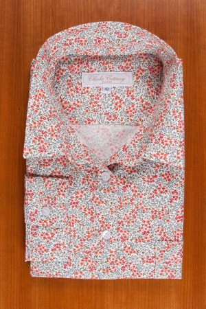 BRUSHED PRINTED COTTON N°23